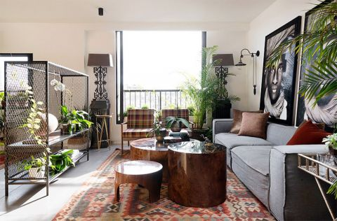 2019混搭90平米装饰设计 2019混搭公寓装修设计