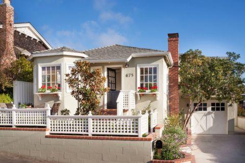 206平米别墅美式风格室内装修设计