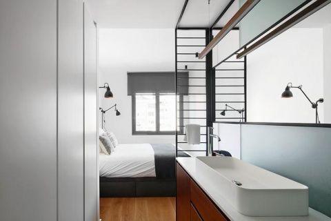 时尚卧室吊顶装修图