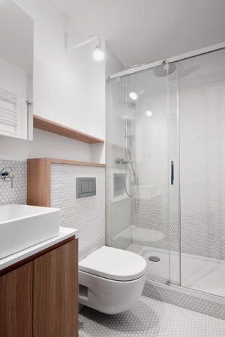 雅致卫生间简约装饰图片