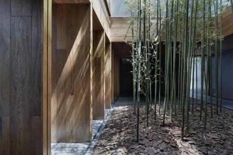 2019中式花园设计图片 2019中式地砖装修设计