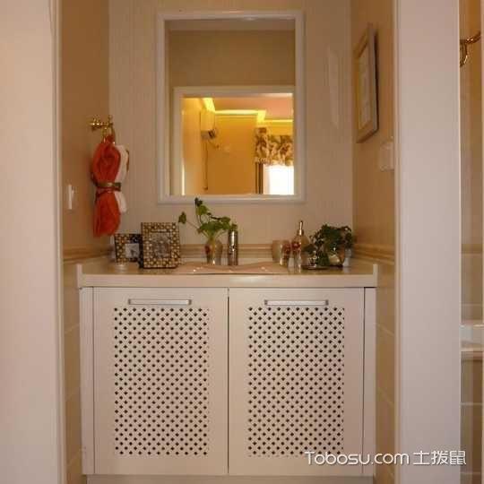 2020东南亚卫生间装修图片 2020东南亚浴室柜装修图片