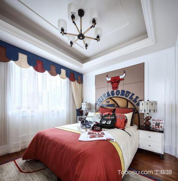 2021法式300平米以上装修效果图片 2021法式别墅装饰设计