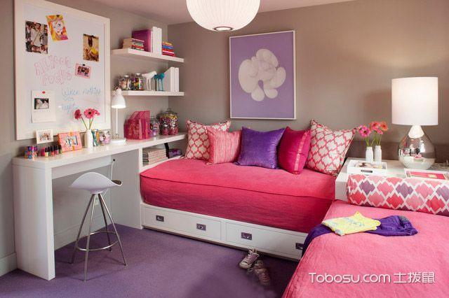 创意十足的儿童房设计_装修图片