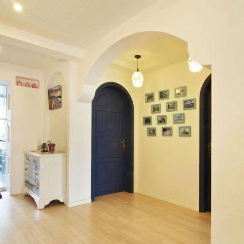 120平米小户型地中海风格室内装修设计