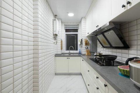 美好厨房吊顶效果图图片