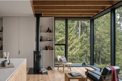 153平米大户型现代风格室内装修设计