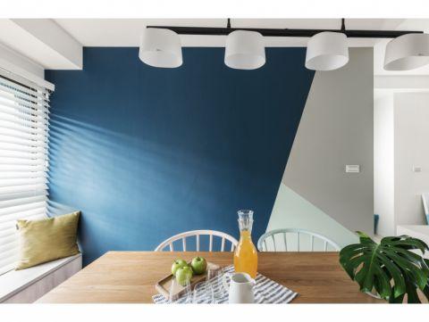 2019现代中式70平米设计图片 2019现代中式小户型装修效果图大全