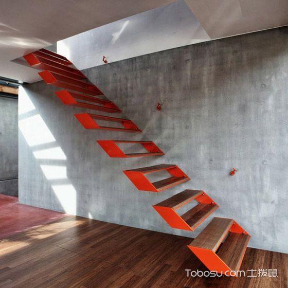 不一样的时尚 15款个性楼梯设计 _装修图片 - 装修效果图