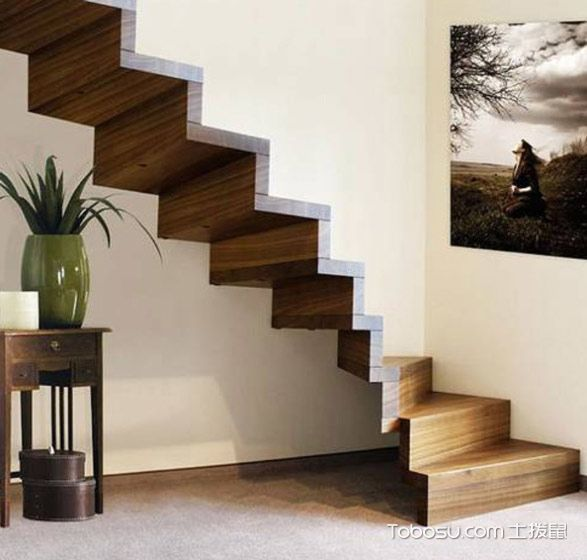 不一样的时尚 15款个性楼梯设计 _装修图片