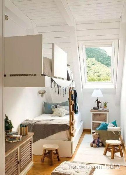 9款童话般的儿童房设计_装修图片