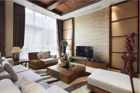 2019东南亚150平米效果图 2019东南亚别墅装饰设计