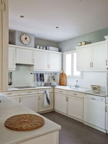 2019美式厨房装修图 2019美式吊顶装饰设计