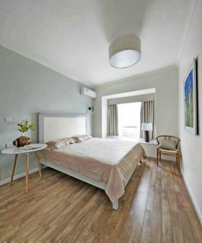 文艺卧室北欧装修方案