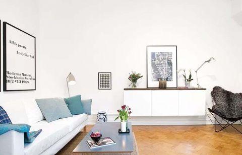 客厅背景墙简约装修方案