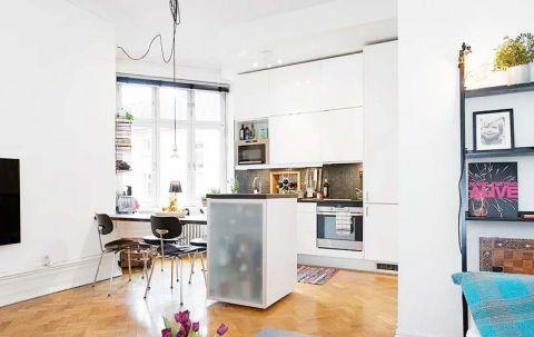 简约厨房橱柜设计图片