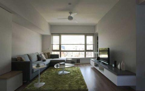 簡約風格小戶型83平米室內裝飾