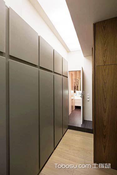 92平米简约美式家装设计_装修图片