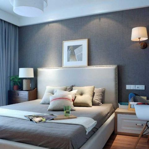 簡約風格小戶型94平米室內裝飾