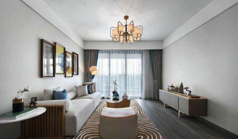 小户型113平米现代简约风格设计方案