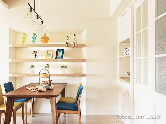 90平米小户型简约家装设计_装修图片
