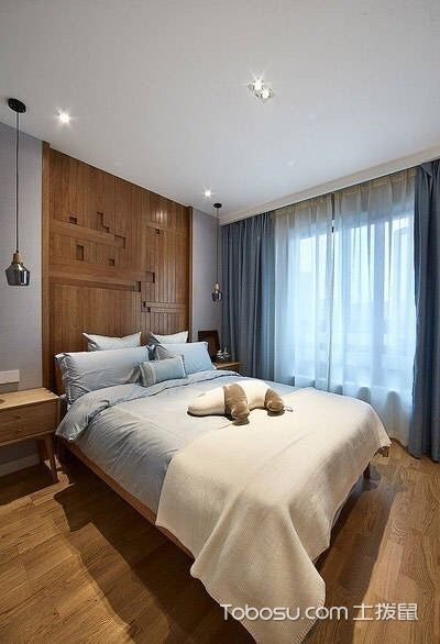2020宜家卧室装修设计图片 2020宜家吊顶效果图