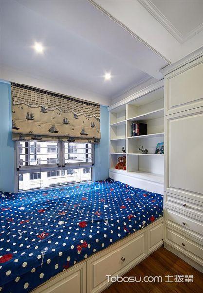 2021现代欧式卧室装修设计图片 2021现代欧式榻榻米装修设计