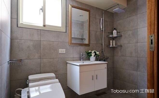88平温馨两小居室_装修图片