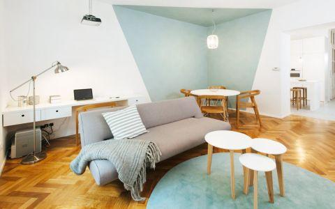 2020简约90平米装饰设计 2020简约公寓装修设计