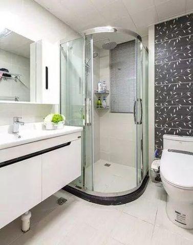 豪华卫生间浴室柜装修