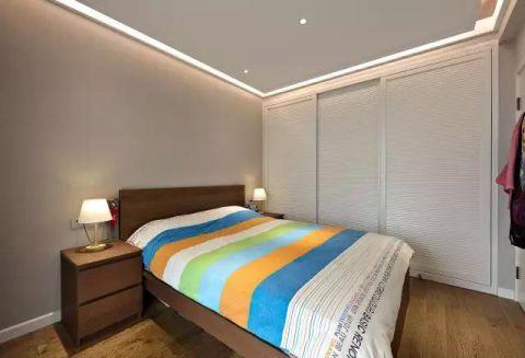 现代简约卧室衣柜装饰设计图片