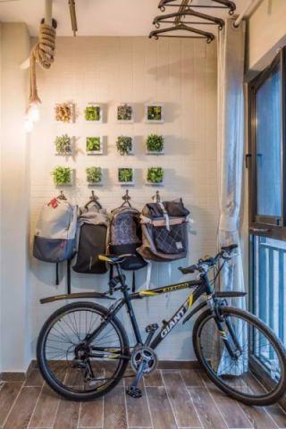 质朴咖啡色地砖设计图欣赏