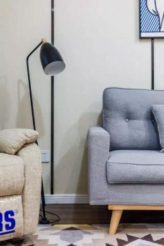 赏心悦目客厅沙发装修案例图片