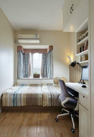 卧室书桌现代设计方案