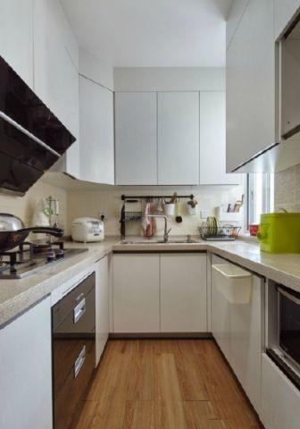 现代厨房橱柜装饰图片