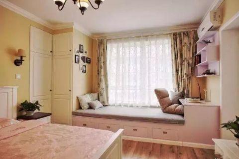 朴实无华白色卧室装饰设计图片