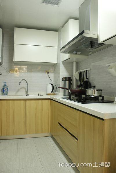 2020宜家厨房装修图 2020宜家橱柜装修效果图片