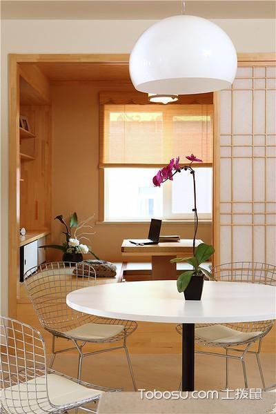85平米混搭日式两室两厅_装修图片