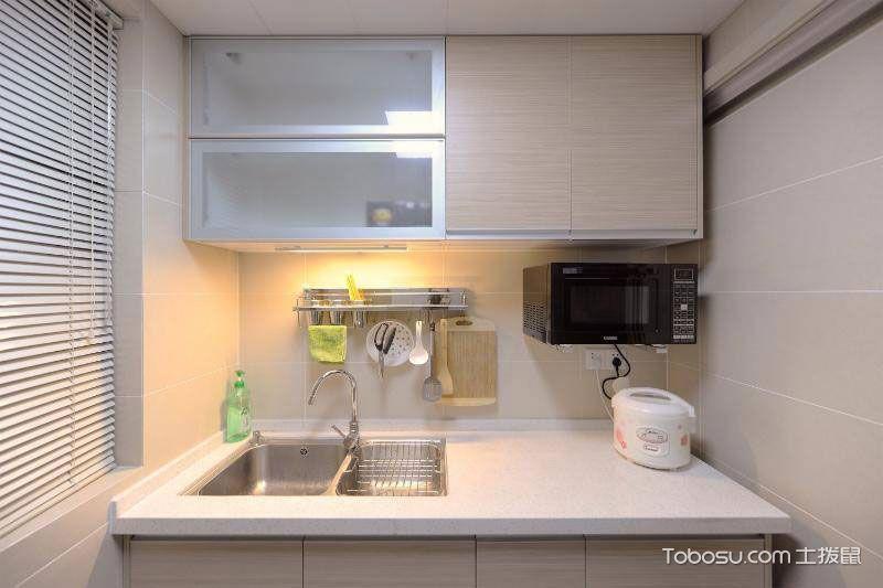 80平日式二居装修设计_装修图片