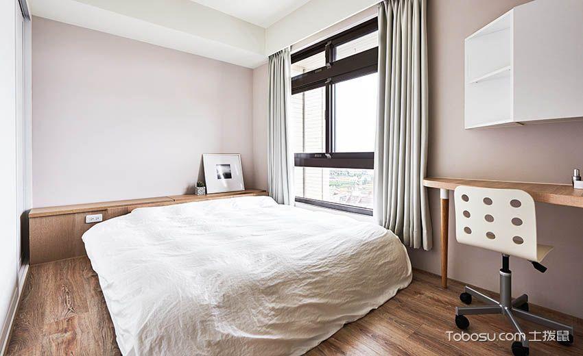 2020现代中式卧室装修设计图片 2020现代中式背景墙装饰设计