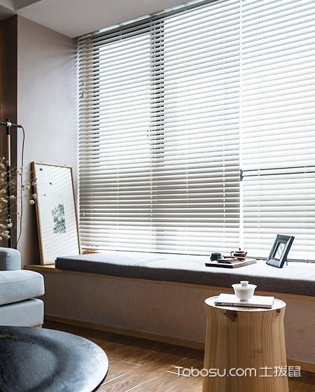 2020简约客厅装修设计 2020简约窗帘装修效果图片