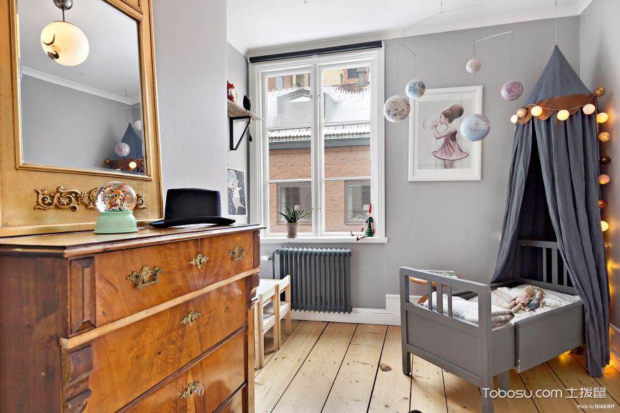2020北欧卧室装修设计图片 2020北欧窗台装修设计图片