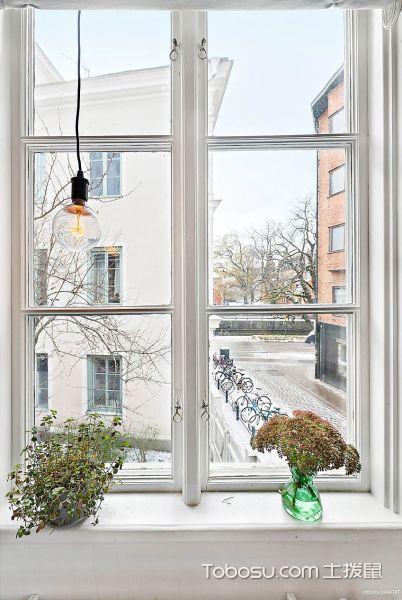 2020北欧厨房装修图 2020北欧窗台图片