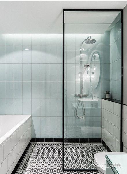 2019欧式浴室设计图片 2019欧式隔断装修设计