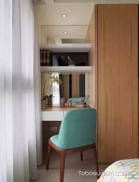 66平米原木休闲二居室_装修图片