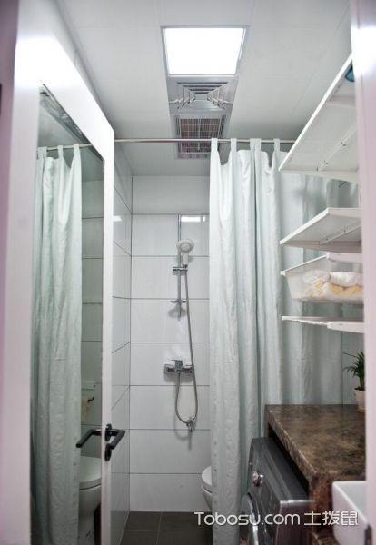 64平米两房,温馨的世外桃源_装修图片 - 装修效果图