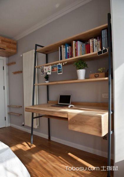 2019北欧卧室装修设计图片 2019北欧书桌装修图