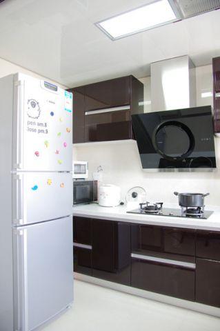 2021现代简约110平米装修设计 2021现代简约小户型装修效果图大全