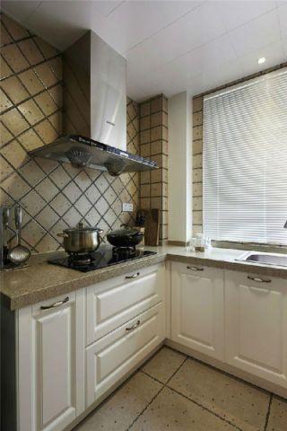 简约厨房装饰设计图片