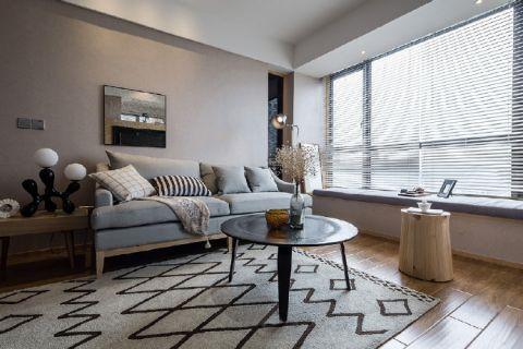 客廳窗簾室內裝修設計